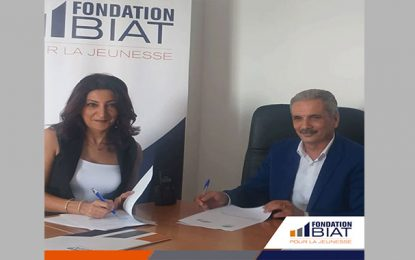 Convention Fondation Biat – IHEC Sfax pour la création d'un Spark Club dans la capitale du sud tunisien