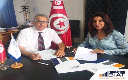 Entrepreneuriat : La Fondation Biat pour la Jeunesse signe une convention de partenariat avec ISCAE