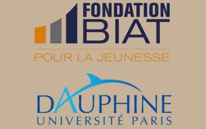 La Fondation Biat pour la Jeunesse parraine un master sur la culture à l'Université Paris-Dauphine de Tunis