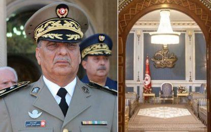 Profil : Général Mohamed Salah Hamdi, premier conseiller à la sécurité nationale auprès du président de la république