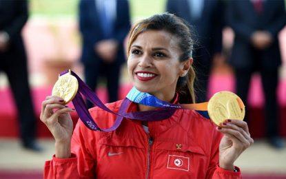 Championnat du Monde d'Athlétisme – Doha 2019 : Habiba Ghribi récupère  ses 2 médailles d'or gagnées en 2011 et 2012