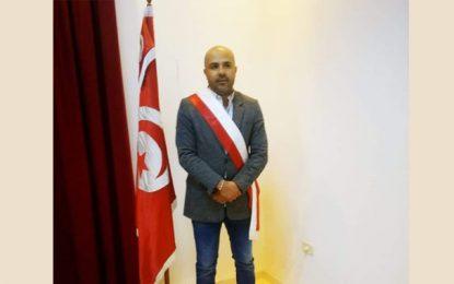 Zaghouan : Sofiène Jelassi, nouveau maire indépendant de Jebel El-Ouest