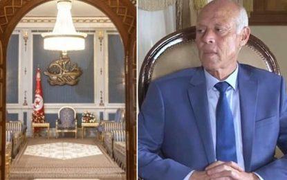 La cérémonie d'investiture du nouveau président de la république, Kaïs Saïed, aura lieu la semaine prochaine, au Palais de Carthage