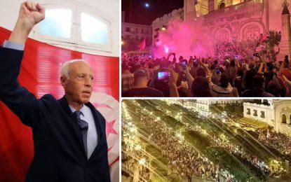 Kaïs Saïed : «Peuple tunisien vous avez donné une leçon au monde» (vidéo)