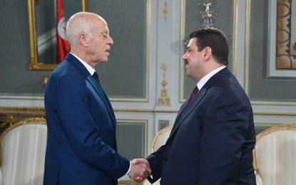 Ali Hafsi Jeddi, l'œil de Ghannouchi dans le gouvernement Mechichi