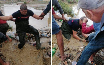 Pluies à Kélibia : Emportée par les eaux d'un oued, une fillette sauvée in extremis