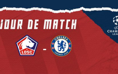 Lille-Chelsea en live streaming : LDC 2019-2020