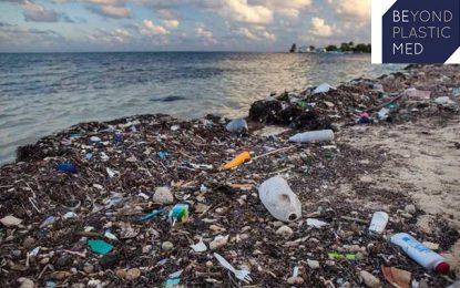 BeMed lance un appel à projets pour lutter contre la pollution plastique en Méditerranée, y compris la Tunisie