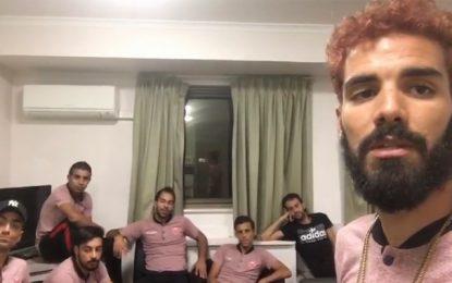 Les joueurs de l'équipe nationale de mini-foot persistent et signent: «Nous n'avons rien volé !» (vidéo)