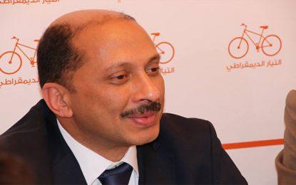 Abbou : «Attayar pourrait intégrer le prochain gouvernement si son chef n'est pas issu d'Ennahdha»