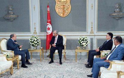 Présidentielle : Ennaceur appelle les organisations nationales à contribuer à la protection du processus démocratique
