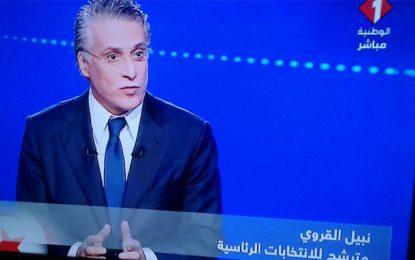 Karoui promet de mettre en œuvre la loi contre le terrorisme… Il ne sait pas qu'elle l'est déjà depuis 2015