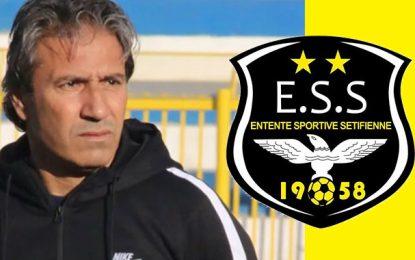 Le Tunisien Nabil Kouki nouvel entraîneur de l'Entente de Sétif