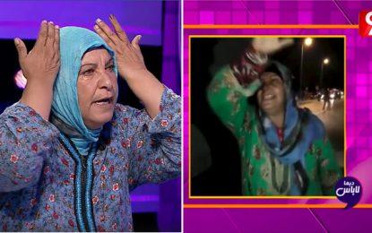 Présentée comme super-fan de Karoui, Najet en larmes : «Je suis malade et anéantie, et Nabil je ne le connais même pas !» (vidéo)