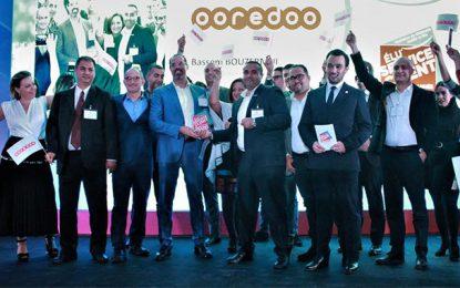Ooredoo Tunisie «Elu Service Client de l'année 2020» (téléphonie fixe et mobile)