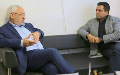Slim Riahi soutient la candidature de «Cheikh Rached Ghannouchi» pour présider le prochain gouvernement