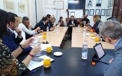 Affaire Karoui: Le SNJT dénonce des pressions sur la justice par des parties étrangères
