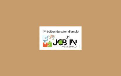Emploi : Le salon JOB IN s'ouvre mercredi 23 octobre 2019 à Tunis