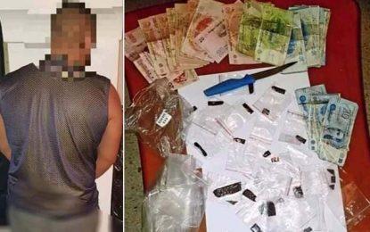 Sousse : Arrestation d'un dealer pour vente de drogue aux élèves