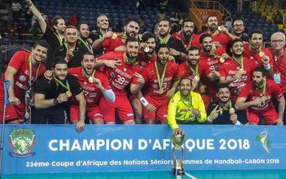 Championnat d'Afrique de handball : la Tunisie attaque la dernière ligne droite