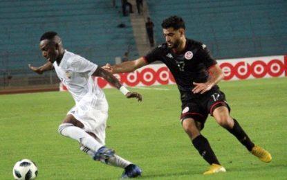 CHAN 2020 : L'équipe de Tunisie à 90 minutes du Cameroun