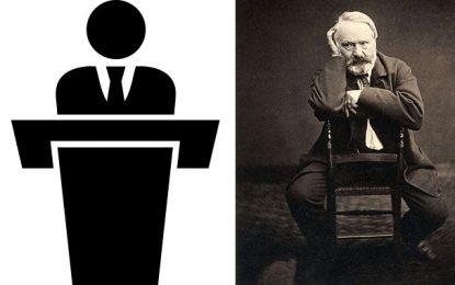 Le poème du dimanche : ''L'autre président'' de Victor Hugo