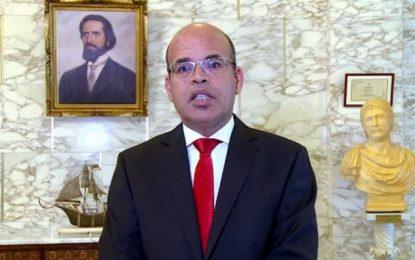 Affaire Karoui: La justice est indépendante du pouvoir exécutif, affirme Youssef Bouzakher
