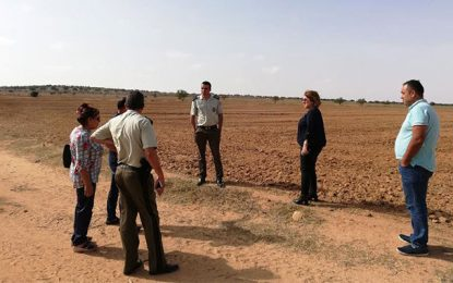 Tunisie : L'Etat récupère un terrain domanial agricole de 134 ha à Zeramdine