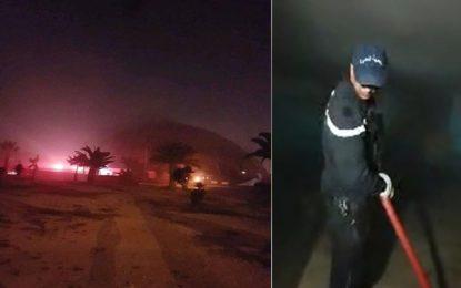 Coupole d'El Menzah : L'incendie enfin maîtrisé