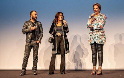 Hend Sabri brille de nouveau à l'international, et reçoit un hommage au festival Saint-Jean-de-Luz