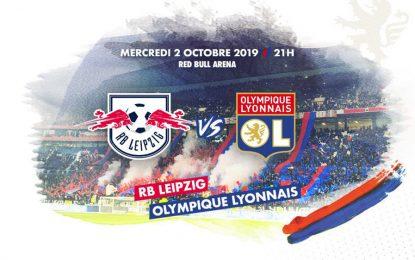 Leipzig-OL en live streaming : LDC 2019-2020