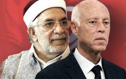 Kaïs Saïed prêtera serment devant l'Assemblée sortante, assure Abdelafattah Mourou