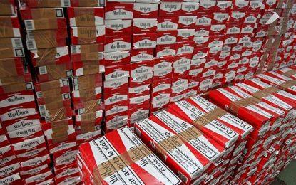 Tunisie: Saisie de 940 paquets de cigarettes de contrebande à Jebel Jelloud
