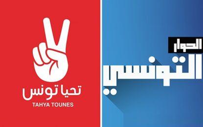 Tunisie : Tahya Tounes exprime sa solidarité avec les journalistes menacés