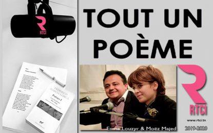 «Tout un poème», une nouvelle émission littéraire de RTCI