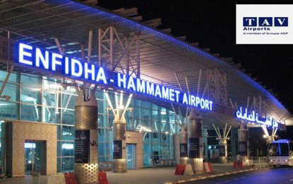 Coronavirus : 180 employés de l'aéroport international Enfidha – Hammamet bientôt licenciés