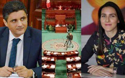 «La réforme nationale», nouveau bloc parlementaire regroupant 15 députés dont Olfa Tarres et Hassouna Nasfi