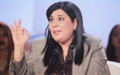 Abir Moussi : Le PDL prépare une série de plaintes contre des ministres et contre le bureau de l'Assemblée