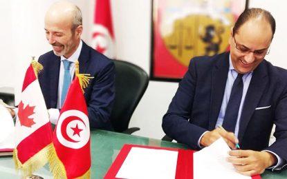 Accord tuniso-canadien de formation dans le tourisme, l'agriculture et les énergies renouvelables