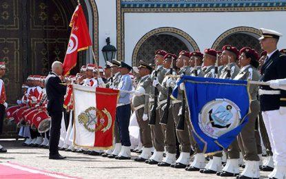 La Tunisie, 12e puissance militaire africaine en 2019