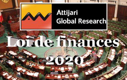 Projet de loi de finances 2020 sous la loupe d'Attijari Global Research