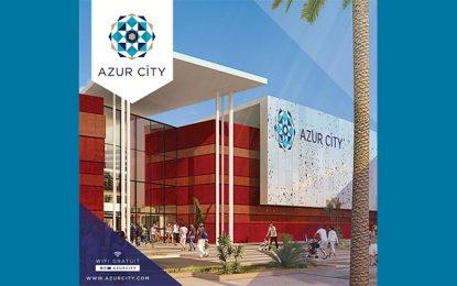 Copit inaugure le centre commercial Azur City dans la banlieue sud de Tunis