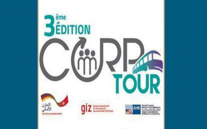 Programme CorpTour 2019 dans 6 gouvernorats sous le slogan «Jeyinkom» les 12 et 13 novembre 2019