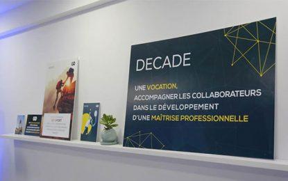 DECADE renforce sa présence en Tunisie et ouvre ses nouveaux locaux à Sfax