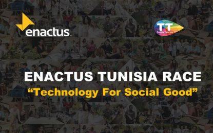 Enactus Tunisia Race le samedi 7 décembre 2019 à Tunis