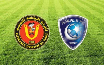 Coupe du monde des clubs : Espérance – Al Hilal sur beIN Sports et Al Kass