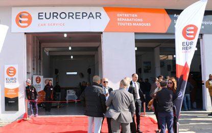Eurorepar Car Service inaugure un nouveau point à Sidi Hassine