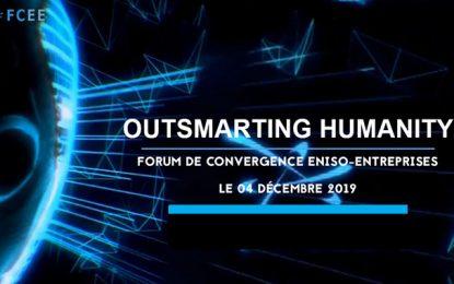 L'ENISo lance la 9e édition du forum de Convergence ENISO-Entreprises sous le thème «Outsmarting Humanity», le 4 décembre 2019 à Sousse