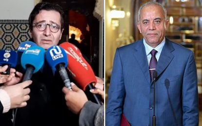 Le chef du gouvernement désigné, Habib Jemli, reçoit Fadhel Abdelkefi