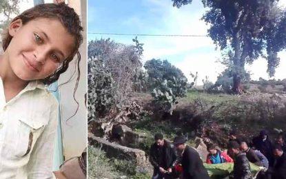 Fernana : La petite Maha accompagnée à sa dernière demeure
